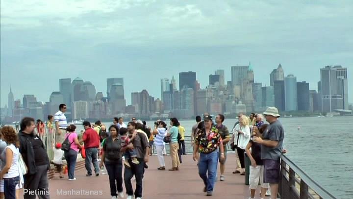 Amerikos atradimai: Rytinė pakrantė (6 dalis). New York City (4/6)
