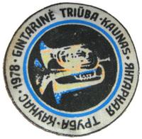 Gintarine Triuba 78