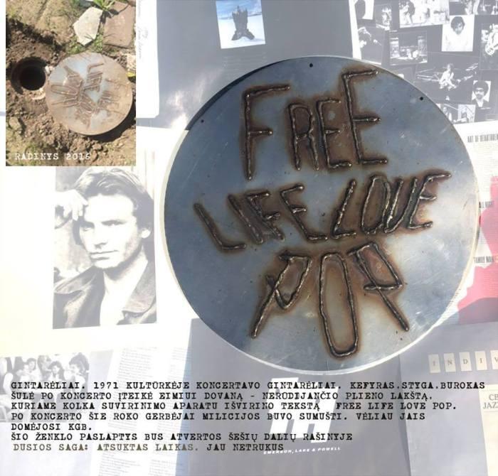 free pop rock love